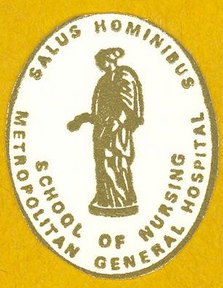 MET School of Nursing Seal